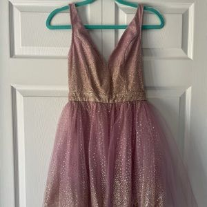 sparkly tulle dress NWOT